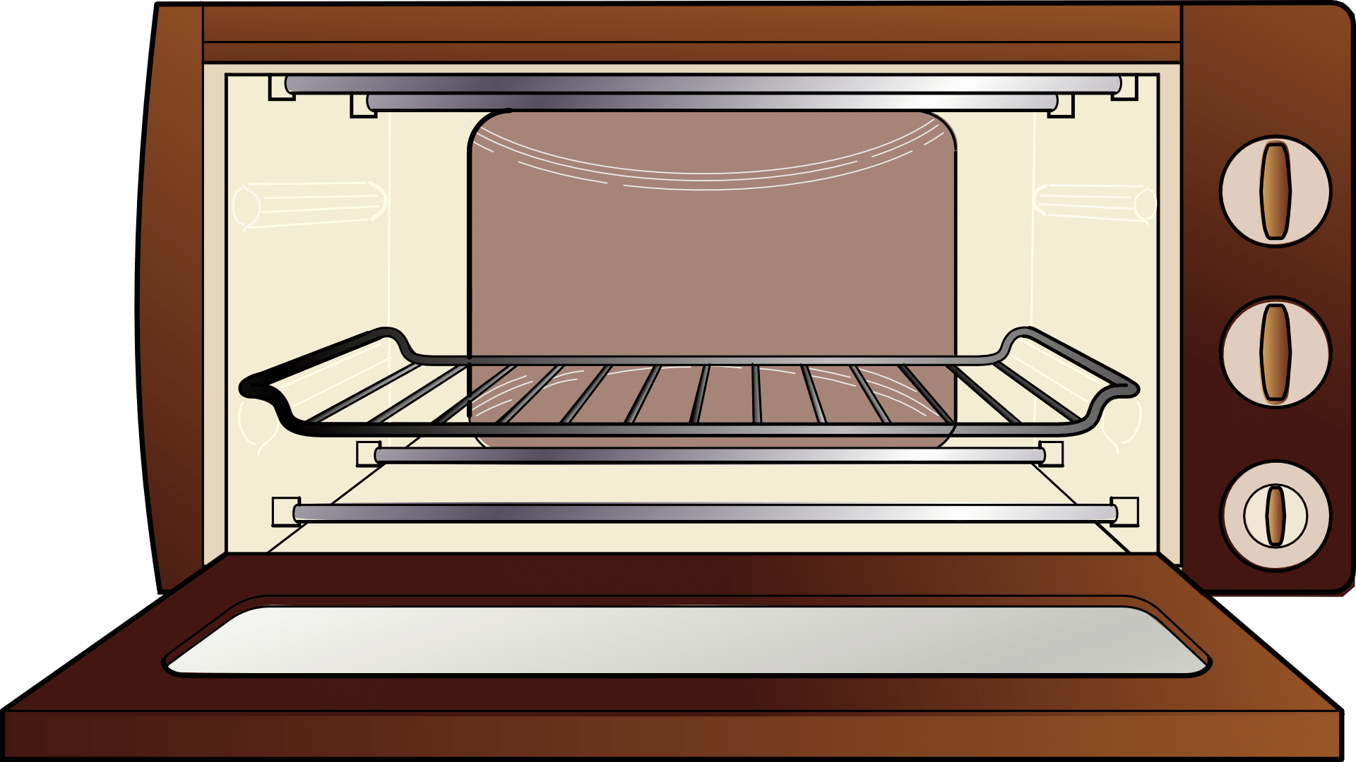 microwave, oven, cooker